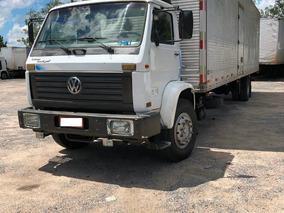 Vw 14170 2000 Com Baú De 11 Mts Financia 1o Caminhão !!