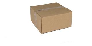 Caja Cartón Embalaje Envio Encomienda 20x20x10 X 100 Unid.