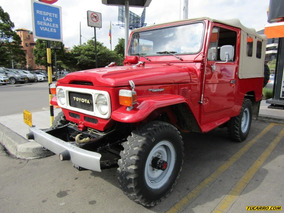 Toyota Fj Land Cruiser 4.2 Mt