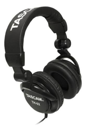 Auriculares Cerrados Tascam Th-02b