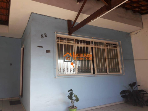 Casa Com 2 Dormitórios À Venda, 160 M² Por R$ 402.000,00 - Jardim Da Mamãe - Guarulhos/sp - Ca0336