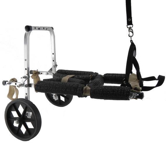 Cadeira De Rodas Para Cachorro Pequeno Porte 3,5 A 7 Kg