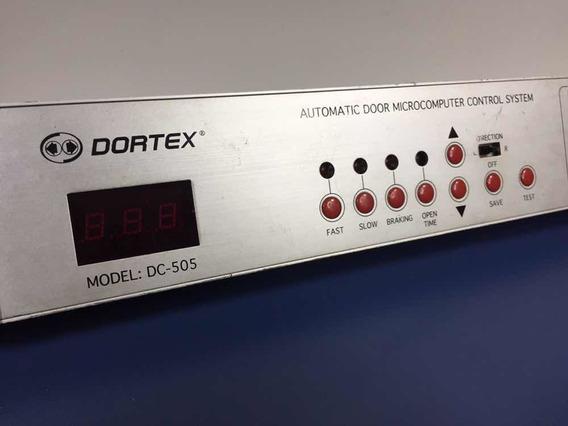 Central De Comando Para Porta Automatica Dortex Dc 505