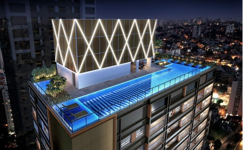 Apartamento Para Venda Em São Paulo, Vila Clementino, 2 Dormitórios, 1 Suíte, 2 Banheiros, 1 Vaga - Cap2762_1-1270899