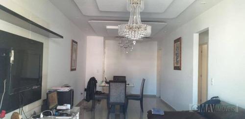 Apartamento Com 3 Dormitórios À Venda, 85 M² Por R$ 520.000,00 - Vila Valqueire - Rio De Janeiro/rj - Ap0384