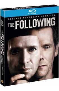 The Following Segunda Temporada 2 Serie Bluray