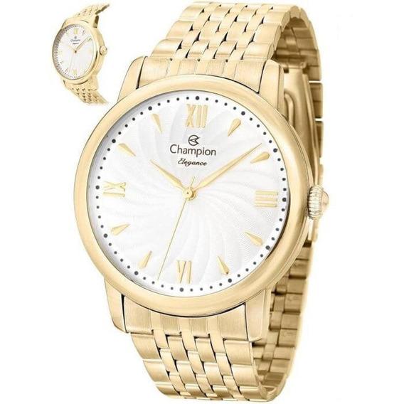 Relógio Champion Feminino Elegance Cn27787h