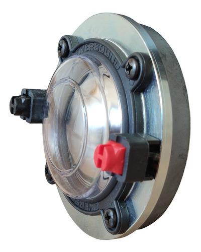 Imagem 1 de 10 de Driver Dti 2540 Oversound Titanium P/ Caixa Corneta Aluminio