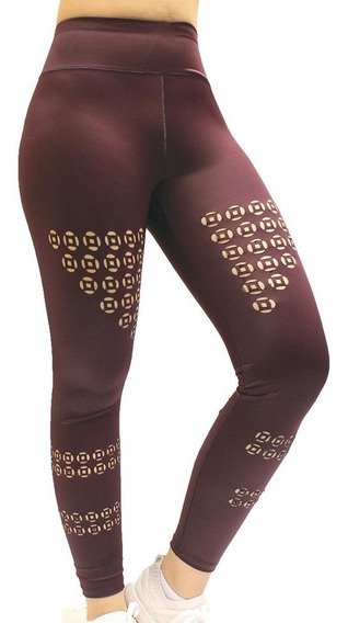 Malla Legging Deportivo Gala Sport Licra Para Mujer