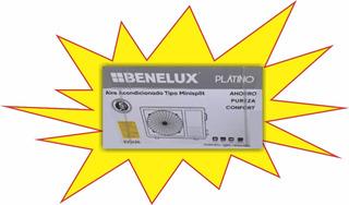 Minisplit Benelux Platino 220v 12000 Btu