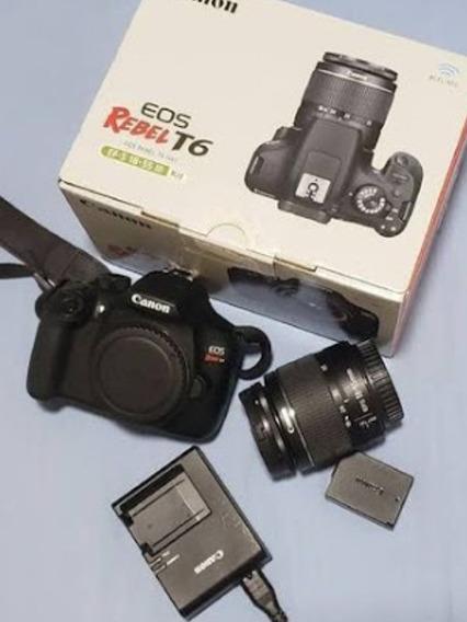 Câmara Fotográfica T6