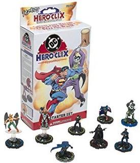 Mini Juegos De Mesa,wizkids Dc Heroclix Hipertiempo Caja..