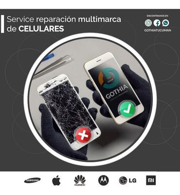 Servicio Técnico Samsung Moto iPhone - Reparación En Tucumán