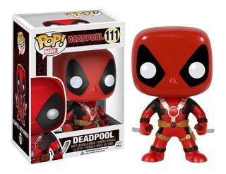Funko Pop Marvel Deadpool Two Swords