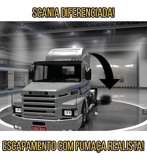 Euro Truck Simulator 2 Mapa Brasil