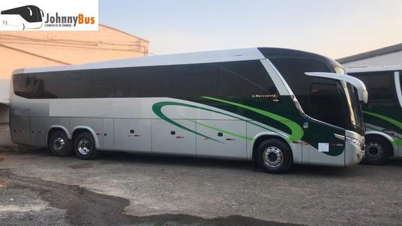 Ônibus Rodov. Trucado Paradiso G7 1200 Ano 2011/12 Johnnybus