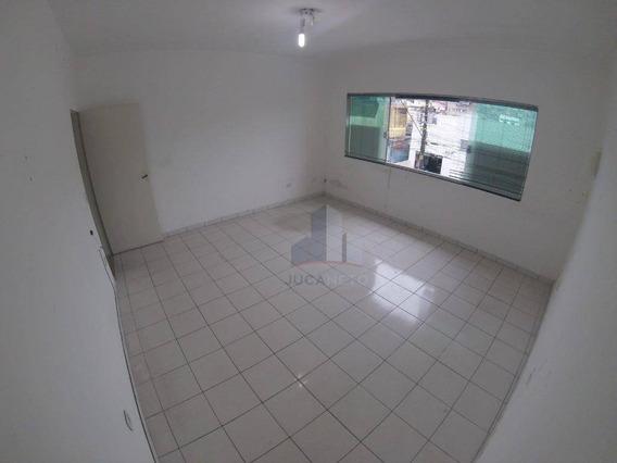 Conjunto De Salas Para Alugar, 46 M² De Área Útil Por R$ 800/mês - Vila Bocaina - Mauá/sp - Sa0078