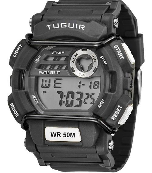 Relógio Masculino Tuguir Barato Garantia Nota 6036