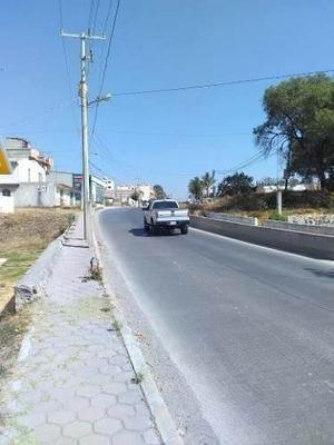 Terreno Sobre Avenida Principal Guadalupana Para Negocio