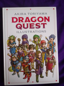 Akira Toryama Dragon Quest Illustrations