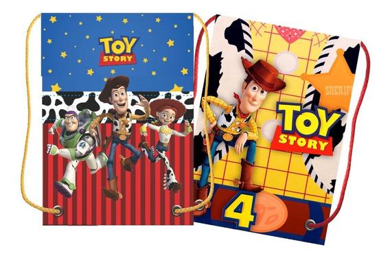 Mochilita Dulcero Toy Story 10 Pz $200