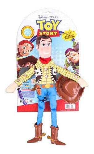 Muñeco Woody De Toy Story Original Con Licencia New Toys