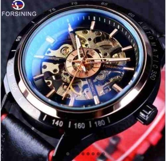 Relógio De Pulso Masculino Mecânico Original