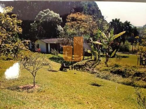 Sítio Para Venda No Bairro Parque Fernão Dias Em Atibaia - Cod: Bi285 - Bi285