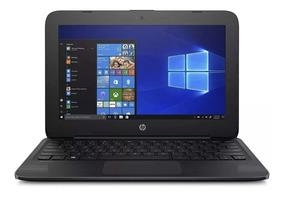 Notebook Hp Intel Dual Core 4gb 32gb 11,6 Pol