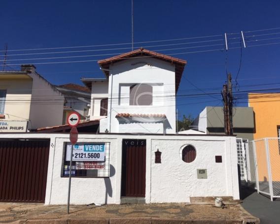 Casa Para Venda No Botafogo Em Campinas - Imobiliária Em Campinas - Ca00820 - 67869420