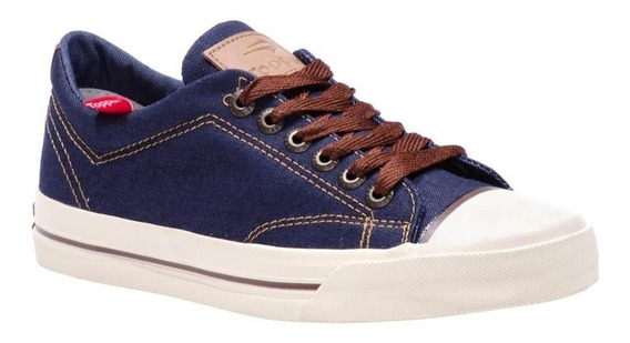 Zapatillas Topper Profesional Denim 41 Al 44 19900