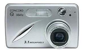 Camara De Fotos Concord Eye Q 3341z A Reparar O Repuestos