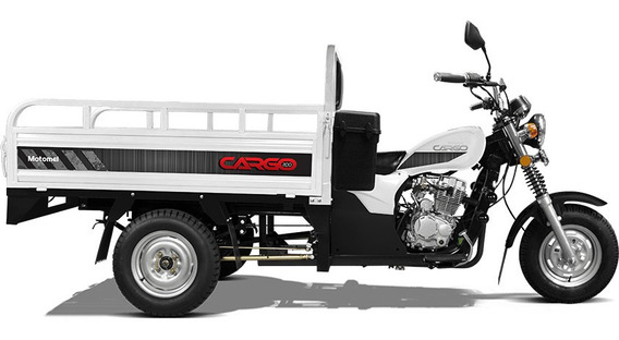 Motomel - Motocargo 200 - Tricargo 200 - Full Motos