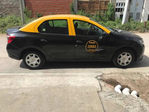 Renault Logan Taxi C/licencia