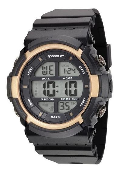 Relógio Speedo Masculino Ref: 81164g0evnp1 Esportivo Digital