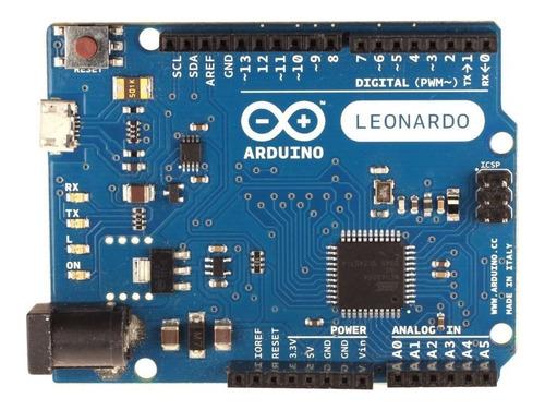 Arduino Leonardo R3 + Cable Usb