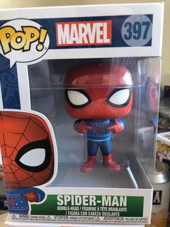 Spider-man Funko Pop! # 397