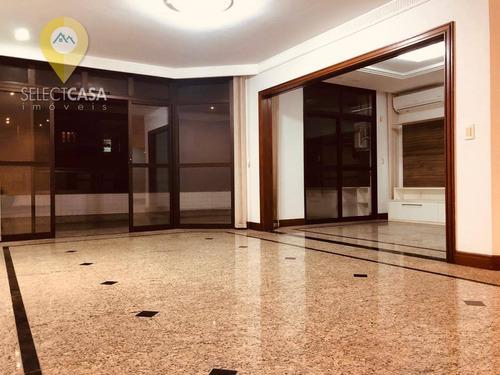 Oportunidade Em Itapoã Vila Vela Apartamento 4 Suítes - Ap0467