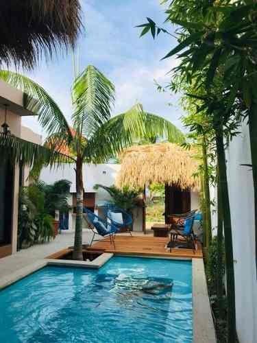 Casa De Playa Nueva En Venta En Puerto Escondido