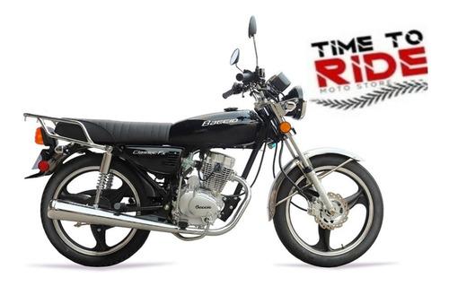 Baccio Fx Classic 125cc -0km- Timetoride *nuevo Lanzamiento*