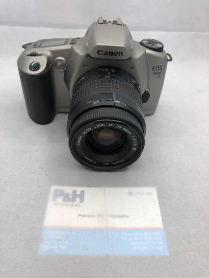 Canon Eos 3000n + 35-80mm
