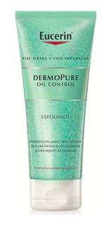 Eucerin Dermopure Oil Control Exfoliante 100ml Pieles Grasas