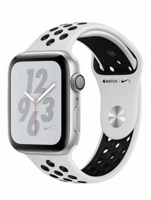 Apple Watch Nike+ Series 4 Gps 44mm Aluminum Case Silver