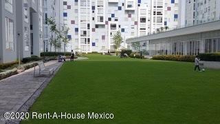 Departamento En Renta En Bosques De Las Palmas, Huixquilucan, Rah-mx-20-2613