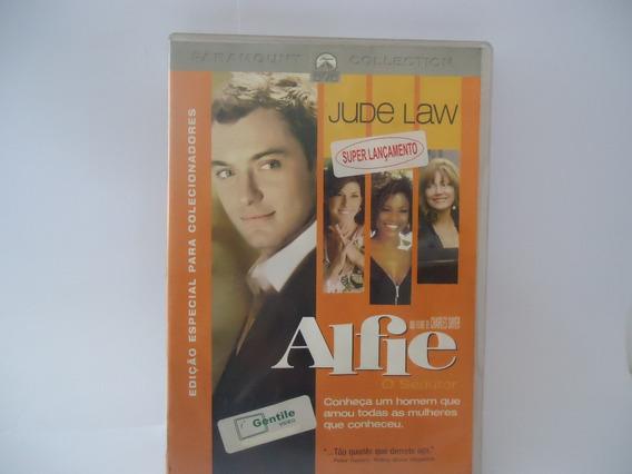 Dvd Alfie O Sedutor Com Jude Law