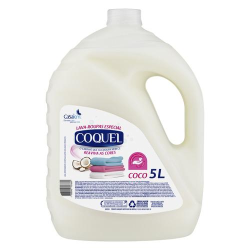 Sabão líquido Coquel Coco galão 5L