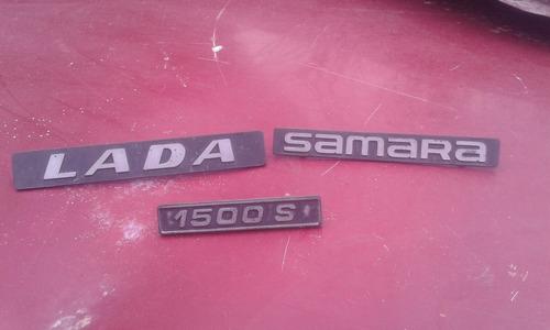 Insignias Lada Samara