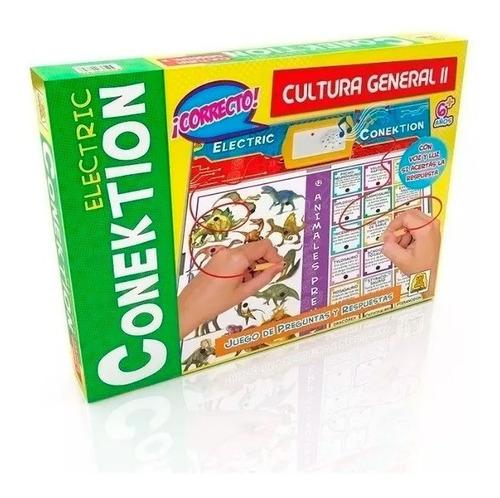 Electric Conektion Cultura General 374 E. Full
