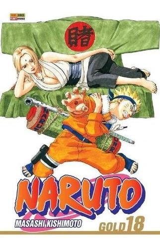 Naruto Gold - Vol.18 (relançamento)