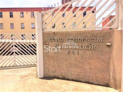 Imagem 1 de 15 de Apartamento À Venda Em Dic I (conjunto Habitacional Monsenhor Luiz Fernando Abreu) - Ap007124